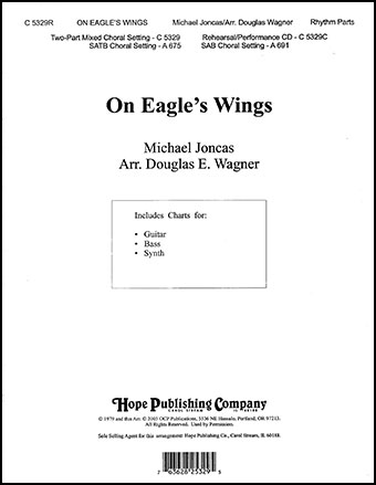 On Eagle's Wings Cover