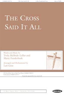 Cross Said It All
