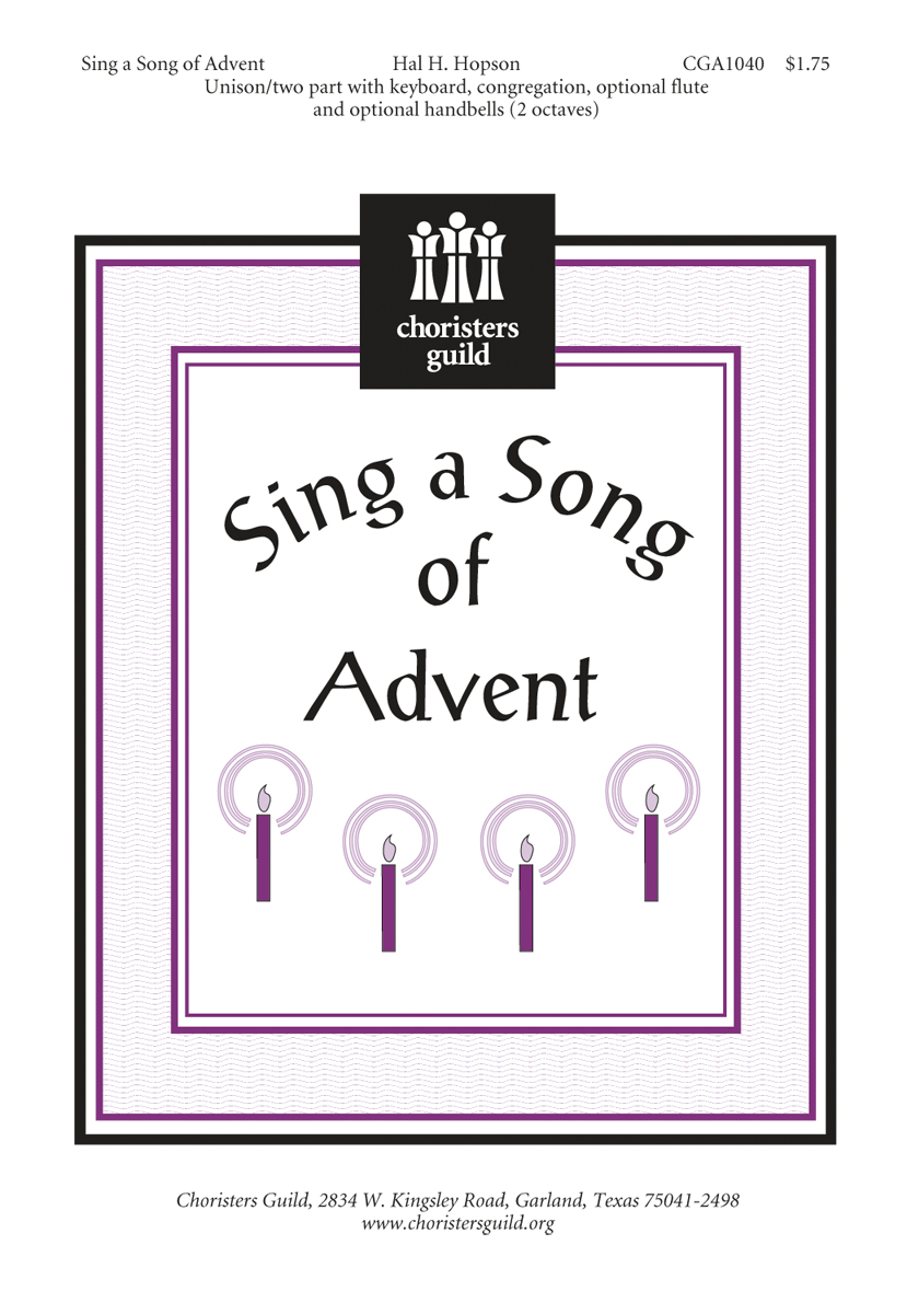 Sing a Song of Advent