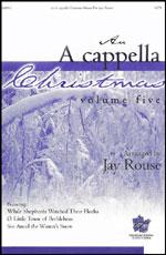 A Cappella Christmas,  an - Vol. 5