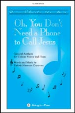 Oh, You Don't Need a Phone to Call Jesus Thumbnail