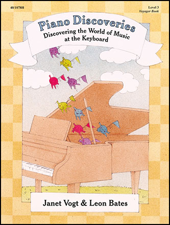Piano Discoveries: Discovering the World of Music at the Keyboard