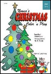 Christmas Color and Play-Starter