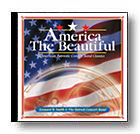 America the Beautiful-CD