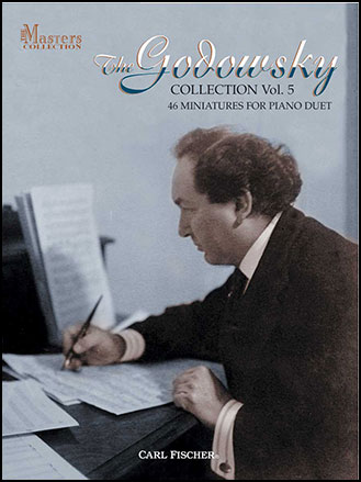 Godowsky Collection, Vol 5-46 Minia