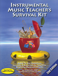 Instrumental Music Teachers Survival Kit