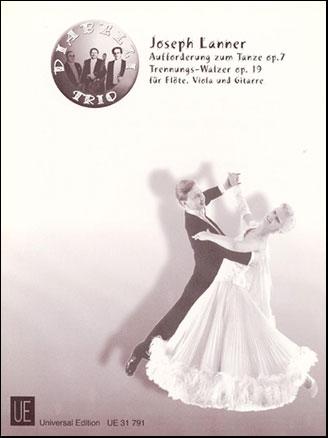 Dances and Waltzes Op. 7/19-Trio