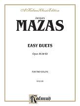 Easy Duets Op. 46 and 60-Violin