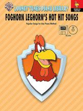Foghorn Leghorns Hot No. 4-Book and CD/Midi