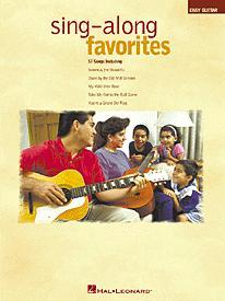 Sing along Favorites-Easy Guitar