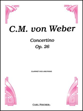 Concertino, Op. 26