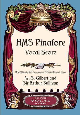 HMS Pinafore-Vocal Score