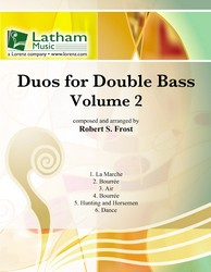 Duos for Double Bass No. 2