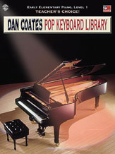 Dan Coates Pop Keyboard Library No. 1