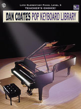 Dan Coates Pop Keyboard Library No. 3