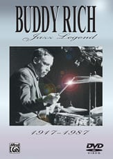 Buddy Rich Jazz Legend-DVD