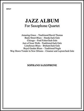 Jazz Album-Soprano Sax