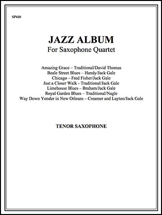 Jazz Album-Tenor Sax