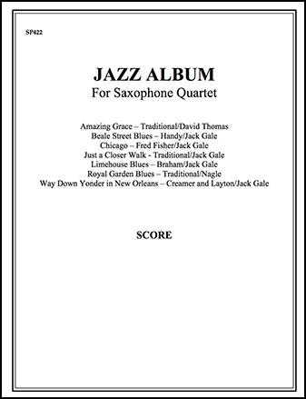 Jazz Album-Score