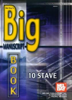 Big Manuscript Book-10 Stave