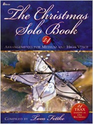 The Christmas Solo Book