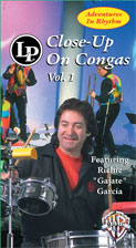 Adventures in Rhythm No. 1: Congas