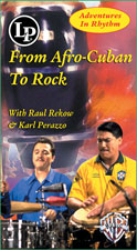 From Afro Cuban to Rock-VHS
