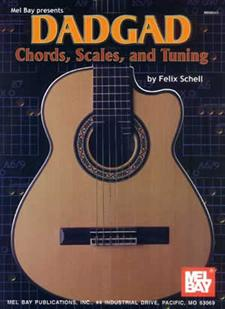 DADGAD Chords Scales and Tuning