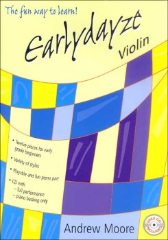 Earlydayze-Violin