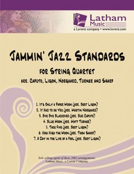 Jamming Jazz Standards