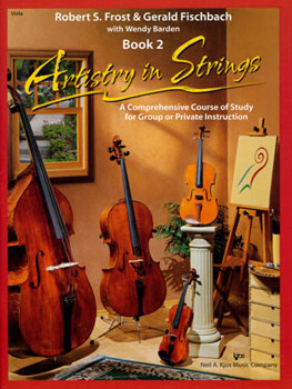 Artistry in Strings Volume 2