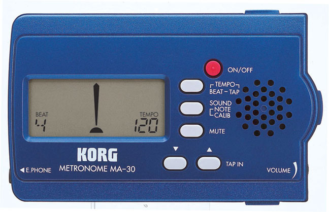 Korg Digital Metronome