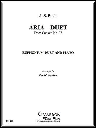 Aria and Duet Cantata 78