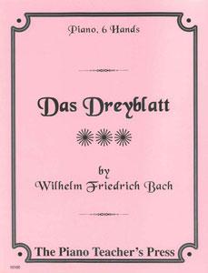 Das Dreyblatt-1 Pno 6 Hands