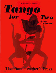 Tango for Two-2 Pno 4 Hands