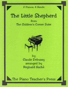 Little Shepherd-2 Pno 4 Hands