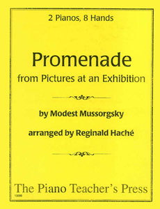 Promenade from Pictures at Exh-Qtet