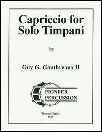 Capriccio for Solo Timpani