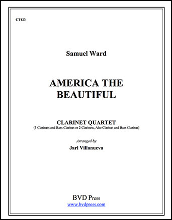 America the Beautiful-Clarinet Quartet