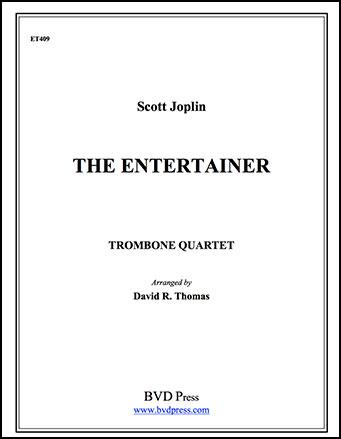 Entertainer-Trombone Quartet
