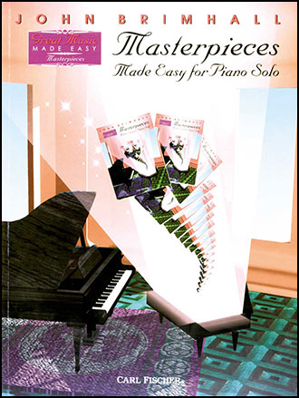 Masterpieces Made Easy for Piano Solo (Piano) by | J W