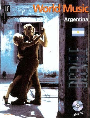 World Music Argentina-Ensemble/CD