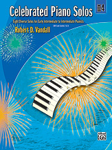 Celebrated Piano Solos