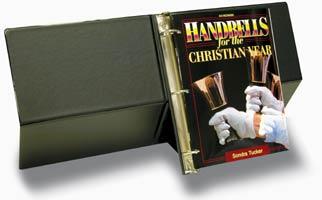 Handbell Folder handbell sheet music cover