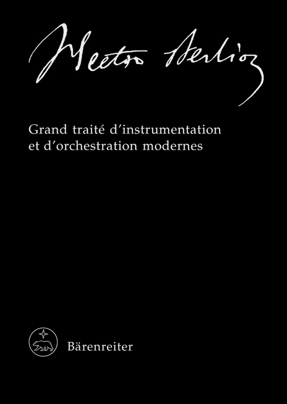 Grand Traute D'instrumentation