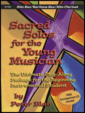 Sacred Solos for the Young Musician