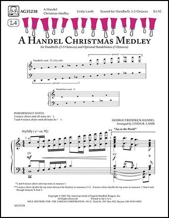 A Handel Christmas Medley