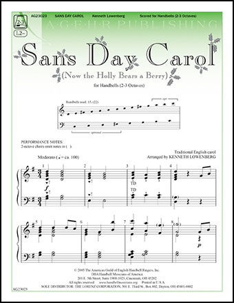 Sans Day Carol