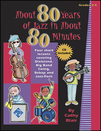 About 80 Years of Jazz in About 80 Minutes Thumbnail