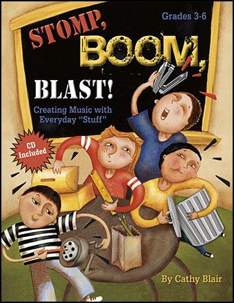 Stomp, Boom, Blast